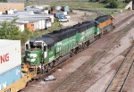 BNSF 3158